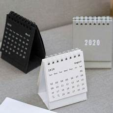 Small Desk Calendar 2020 Us 2020 Simple Daily Small Desk Calendar Fresh Mini