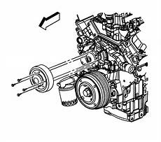 Buick Lacrosse Engine Diagram Power Steering Pump Online