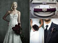 strapless ivory beaded romantic wedding dress deep purple