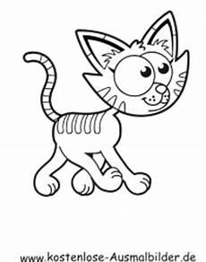 ausmalbilder katze 6 tiere zum ausmalen malvorlagen katzen