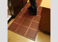 Kitchen Mats and Runners?Safety, Comfort, and Sanitary Applications