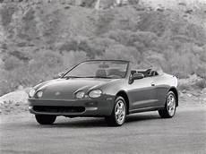 1995 Toyota Celica Lights Toyota Celica Convertible Specs Amp Photos 1995 1996