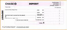 Deposit Template Deposit Slip Templates Emmamcintyrephotography Com