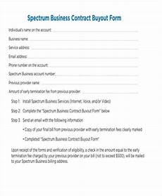 Business Contracts Samples Free 9 Sample Business Contract Forms In Pdf Ms Word