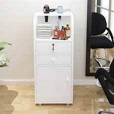 barber shop display cart cabinet hair salon tool locker