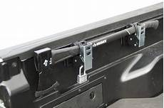 toyota tacoma bed channel quicklatch axe shovel mount