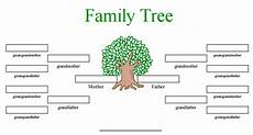 Family Tree Format Online Blank Family Tree Template 32 Free Word Pdf Documents
