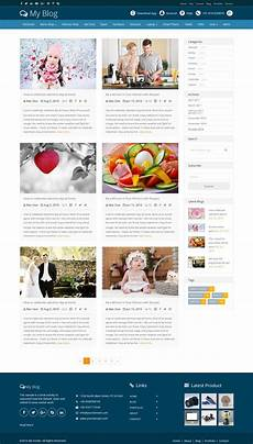 Blog Layouts Power Bootstrap Blog Layout Design By Designcollection