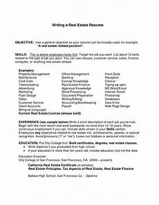 Job Resume Objectives General Resume Objective Examples Job Resume Objective