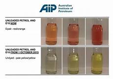 Gasoline Color Chart Can We Identify Petrol And Diesel By Its Colour Quora