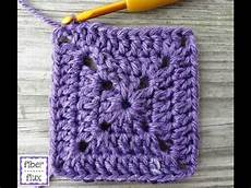 crochet square episode 182 how to crochet a solid square