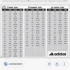 Adidas Baby Shoes Size Chart Cm Adidas Mens To Womens Shoe Size Chart Chart Walls
