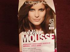 Loreal Light Chestnut Brown L Oreal Paris Sublime Mousse By Healthy Look Hair Color 62