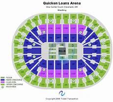 Concert Seating Chart Quicken Loans Arena Cheap Quicken Loans Arena Formerly Gund Arena Tickets