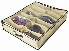 zizhome bed shoe organizer for and adults 12