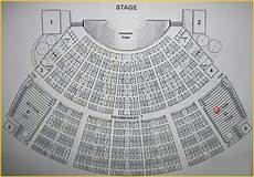 Hollywood Bowl Terrace Seating Chart Hollywood Bowl Detailed Seating Chart Www