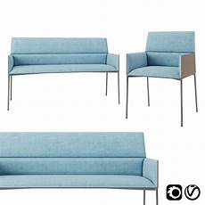 Air Sofa For 3d Image by Chic Air Chair And Sofa By Profim 3d Model Max Obj Fbx
