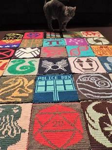 Knitting Color Chart 2014 Geek A Long Week 32 Supernatural Tulpa Symbol