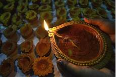 Designer Diyas Designer Diyas Stock Image Image Of India Lamp Vendor