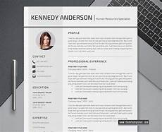Creative Word Cv Templates 2020 Modern Cv Template For Ms Word Curriculum Vitae