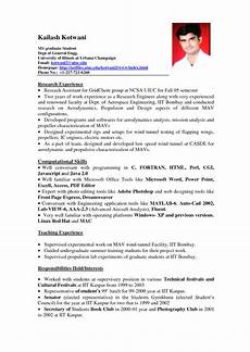 Graduate Resume Examples Sample Resume Format For Students Sample Resumes