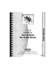 New Holland Manuals Parts Service Repair And Owners