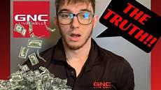 Gnc Sales Associate Duties How Much Money Do You Make Working At Gnc Youtube