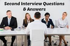 Questions For A Second Interview Winning Second Interview Tips
