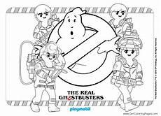 Malvorlagen Kostenlos Ghostbusters Ausmalbilder Playmobil Ghostbusters