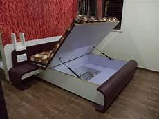 acrylic furnitures hydraulic bed manufacturer from vadodara