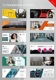 Cover Photo Design Ideas 12 Facebook Covers By Creatricks On Creativemarket Web