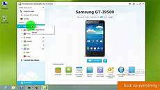 Backup Android Phone Android Backup Backup Amp Restore Samsung Galaxy Phone On