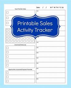 Daily Sales Planner Template 10 Sales Tracking Templates Free Sample Example Format