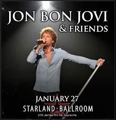 Starland Ballroom Seating Chart Queenie S Corner Jon Bon Jovi Amp Friends