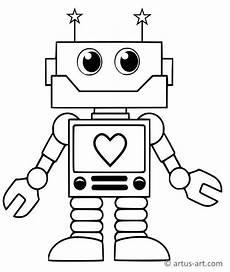 Roboter Malvorlagen Zum Ausdrucken Berlin Sweet Robot Coloring Page 187 Printable Coloring Page