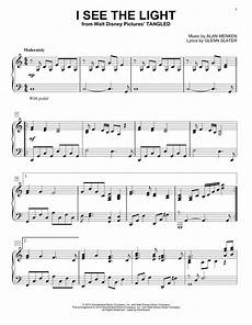 I See The Light Guitar I See The Light From Disney S Tangled Sheet Music Alan