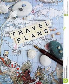 Planning For Vacation Vacation Planning Concept Stock Image Image Of