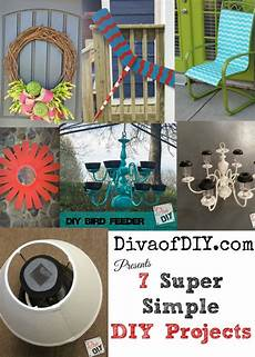 7 simple diy projects every needs to complete this
