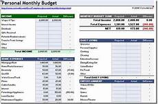 How To Make A Household Budget Spreadsheet 10 Free Household Budget Spreadsheets Money Saving 174
