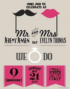 E Invitation Design 25 Creative And Unusual Wedding Invitation Card Design