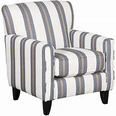 striped accent chairs whitaker striped accent chair e 702ac fusion furniture afw