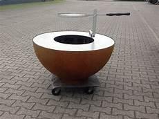Halbkugel Sessel by Feuerschale Halbkugel Garten Wohnen