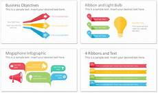 Infographic Arrow Arrows And Ribbons Infographics Presentationdeck Com