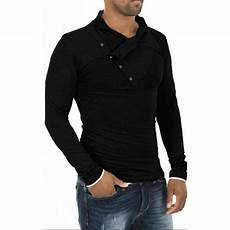 sleeve cooling shirts for 2016 new arrival t shirt fashion solid color slim fit