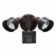 Defiant Lighting Defiant 180 Degree Motion Outdoor Security Light Df 5599