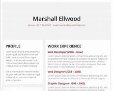 Download Free Resume Templates Microsoft Word 2007 50 Free Microsoft Word Resume Templates Updated December