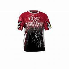Red S Custom Design High Tension Jersey Sublimation Kings