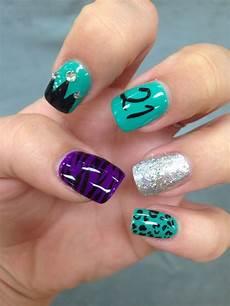 21st Birthday Nail Designs 21st Birthday Nails 21st Birthday Nails Birthday Nail