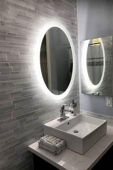 Conair Led Natural Light Vanity Mirror Side Lighted Led Bathroom Vanity Mirror 30 Quot X 36 Quot Oval
