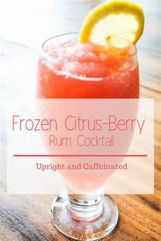 recipes upright and caffeinated